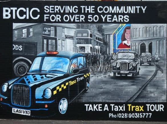 Belfast Taxi Tours